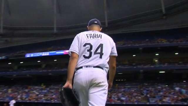 Rays\u0027 Jacob Faria succeeding with unique pitch Tampa Bay Rays - fresh baseball training blueprint