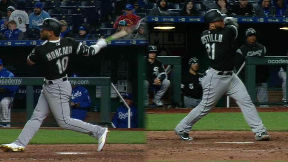 Moncada, Castillo hits rally White Sox in 8th Chicago White Sox - fresh baseball training blueprint