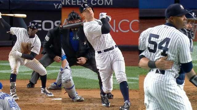 Yankees led by Didi Gregorius, Aaron Judge New York Yankees - fresh baseball training blueprint