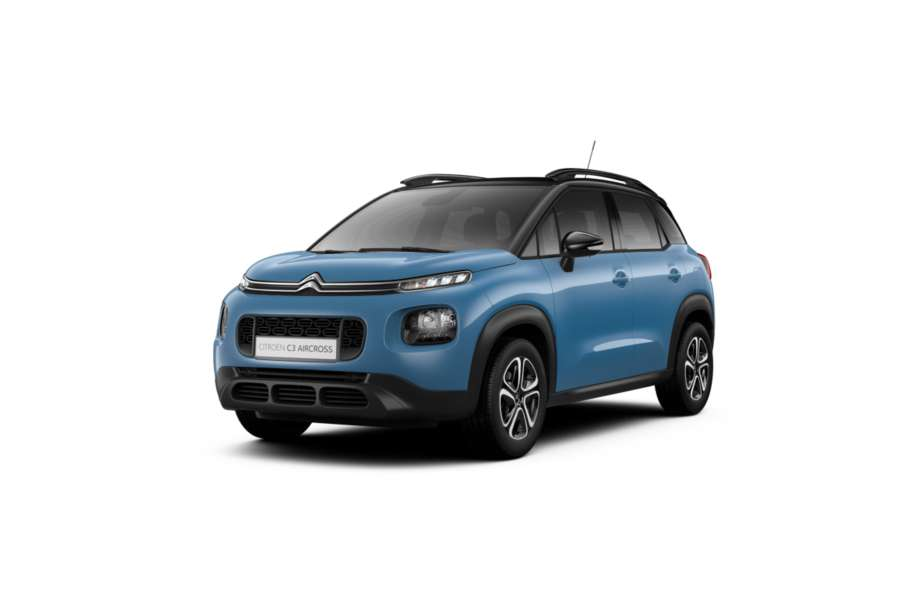 Comparador Precios Moviles Libres Citroen C3 Aircross Blue Hdi 120 Feel - Concesionario