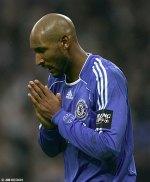 Muslim Footballers Praying