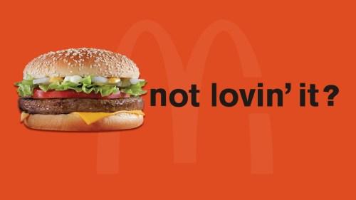 Medium Of Mcdonalds Vegan Burger