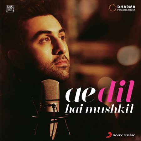 Heart Broken Quotes Hindi Wallpaper Ae Dil Hai Mushkil Title Song Gains Over A Million