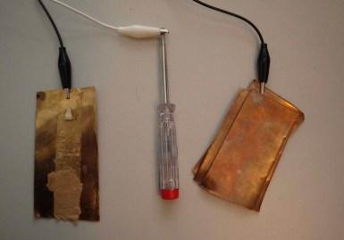 Sensors for capacitive sensing