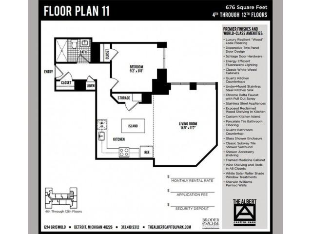 Wiring Diagram 1 Bedroom Apartment Wiring Diagram