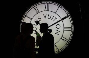 Fashion Louis Vuitton ©Reuters reiche
