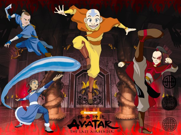 Review: Avatar: The Last Airbender 1.01 and 1.02