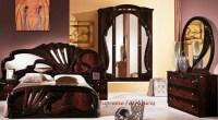 Italian furnitures - Zaffiro Italian Bedroom Set