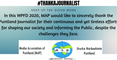 THank A journalist