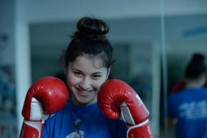 Delia Georgescu / Foto Cristi Preda - Gazeta Sporturilor