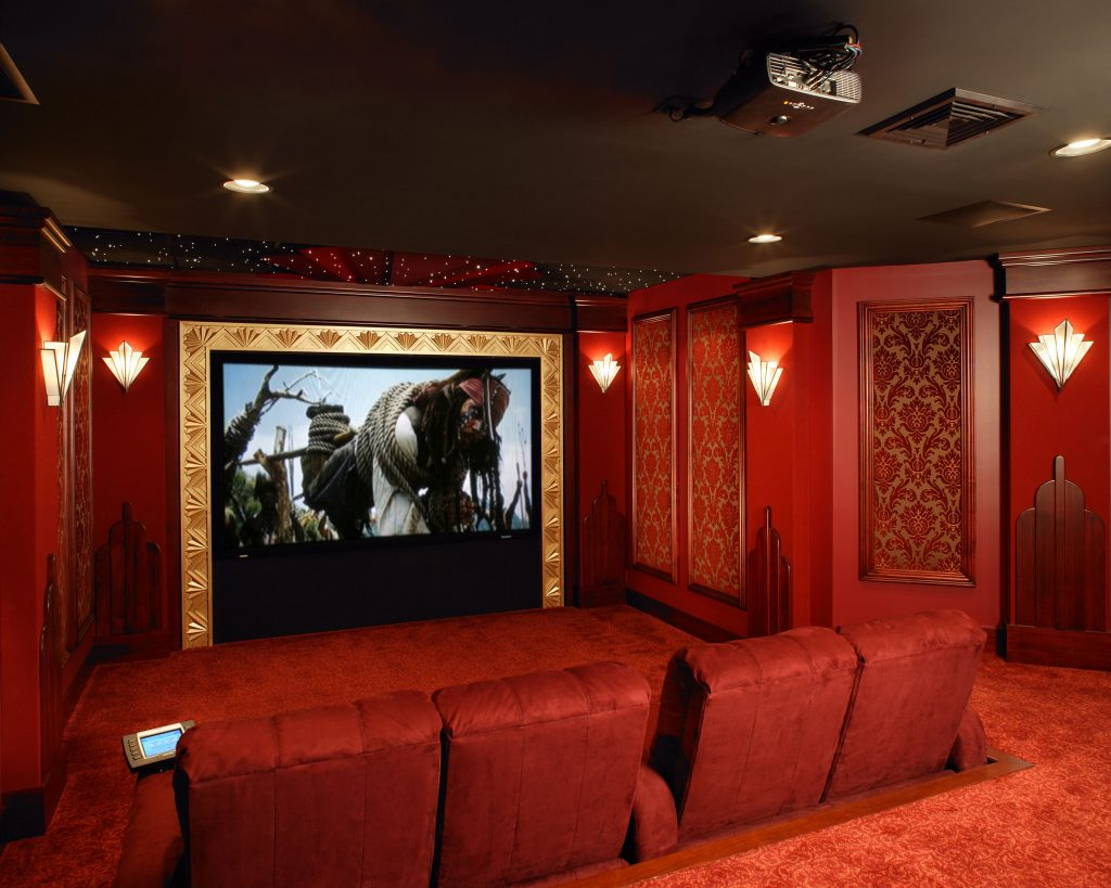 Home Theater Room Custom Home Theater Rooms Systems Seating Interiors Movies