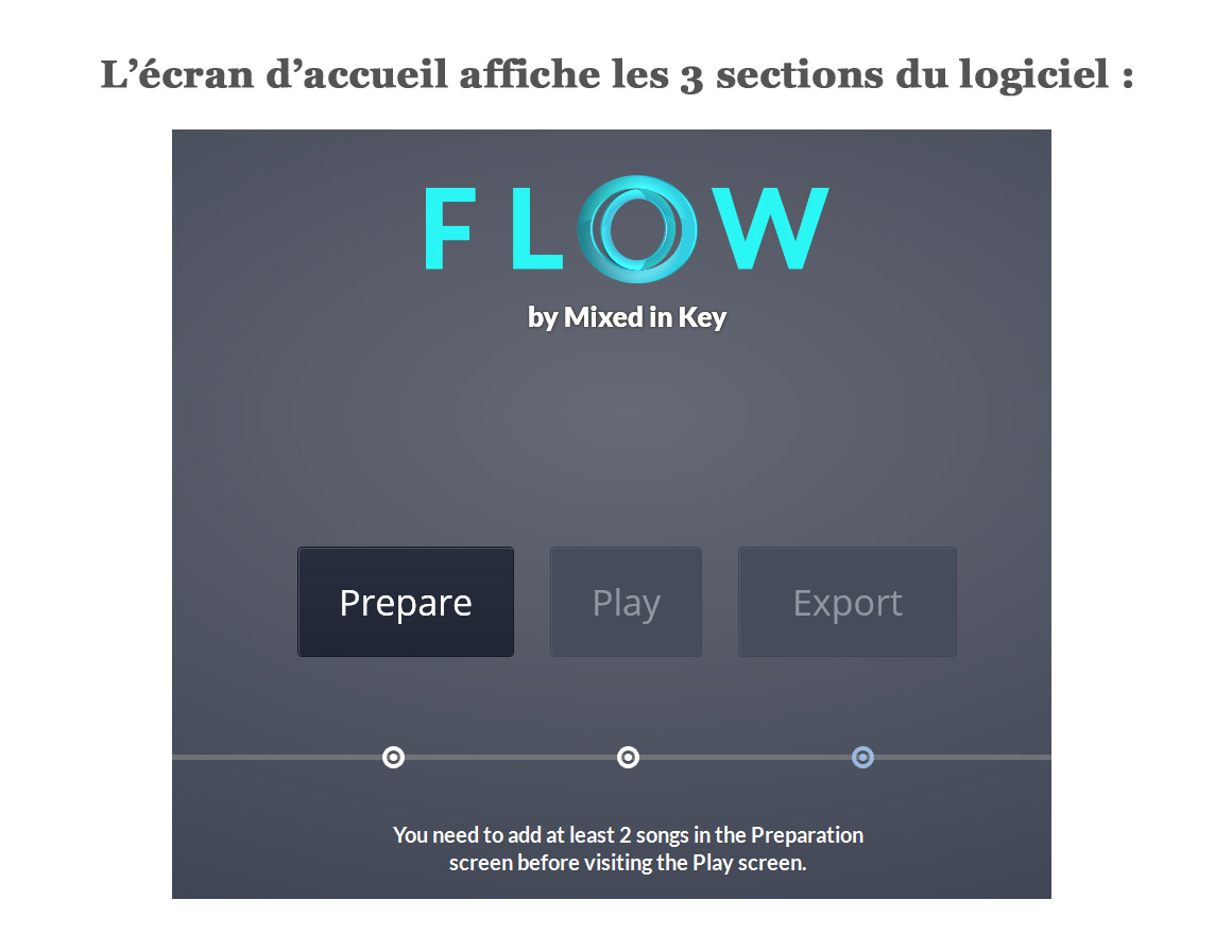 Logiciel Dj Facile Test Du Mixed In Key Flow Préparer Ses Sets Facilement