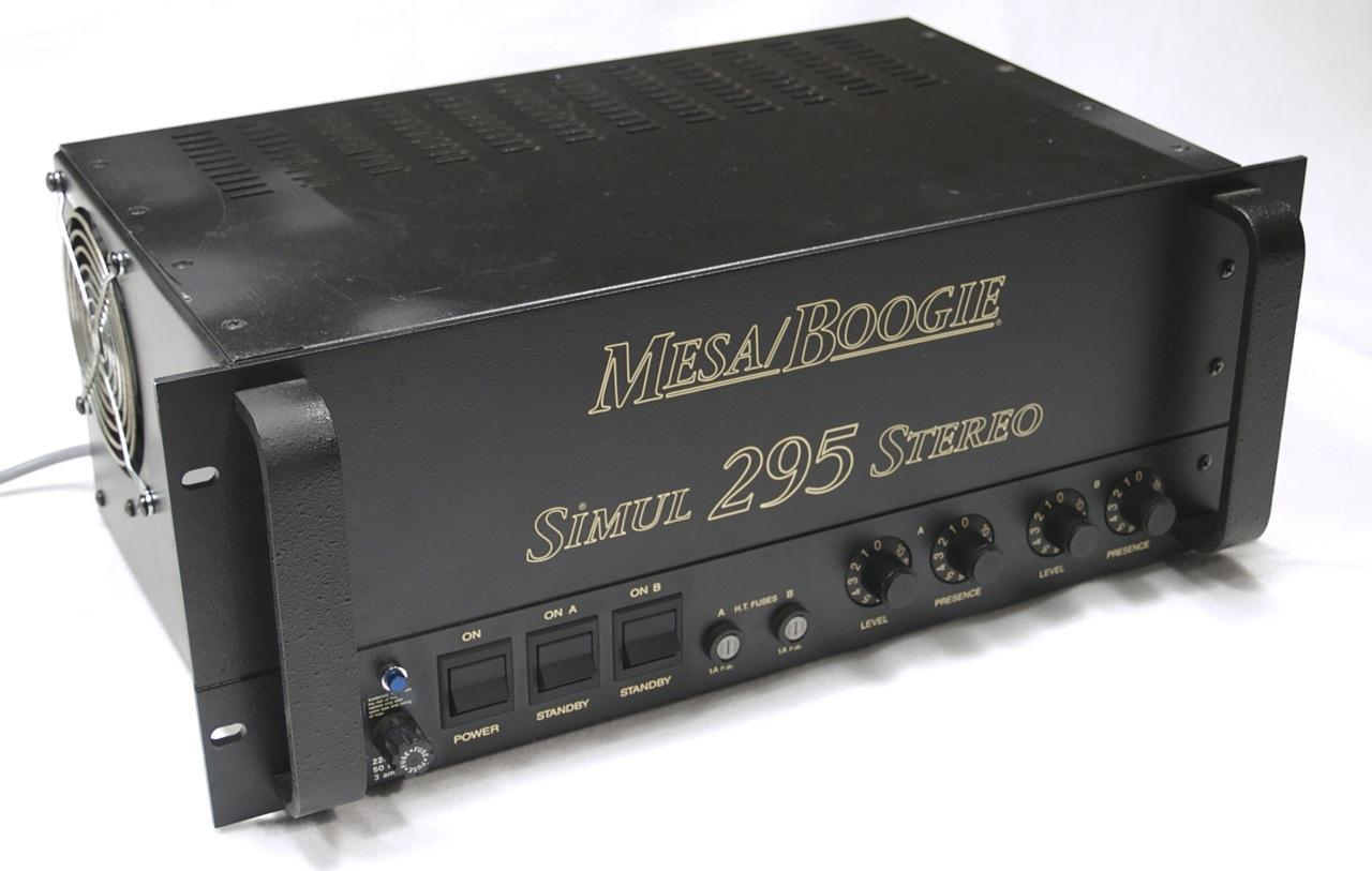 Mesa Audio Mesa Boogie Stereo Simul Class 295 Image 131450