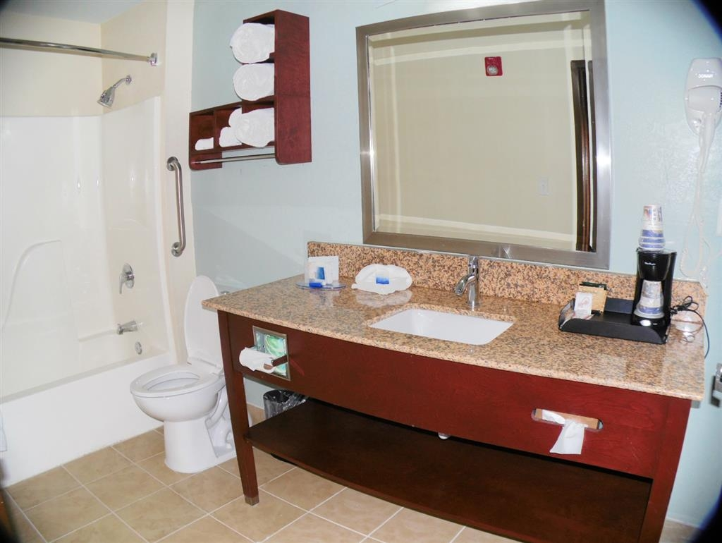 Badezimmer Set Miami Hotel Elizabeth City Buchen Best Western Plus Elizabeth City Inn