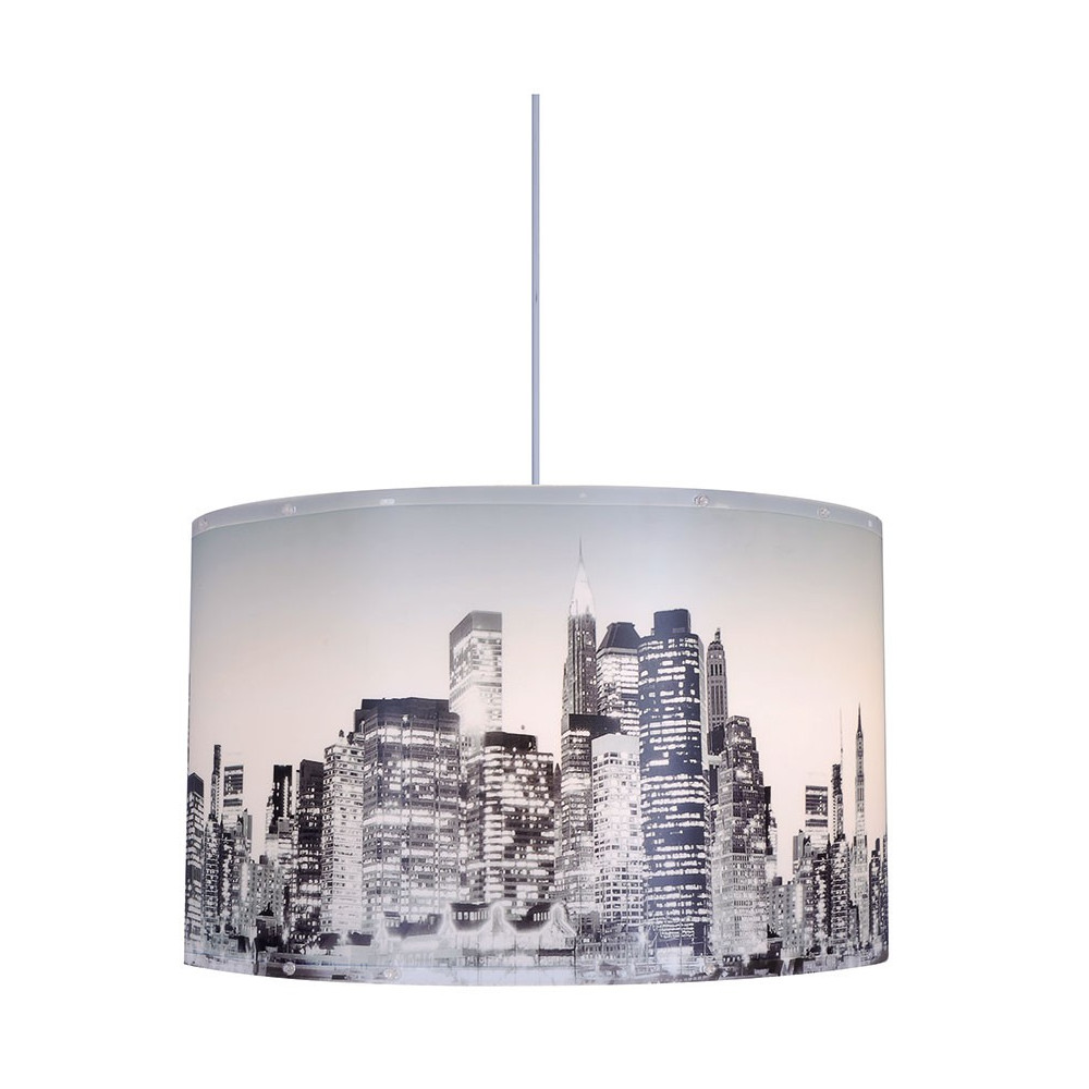 Suspension Building New York Luminaire Déco En Vente Sur Lampe Avenue