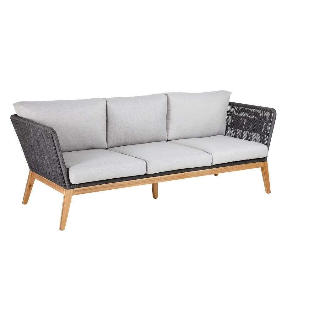 Corduroy 3 Seater Sofa Grey Cord Sofas Sofa Daily
