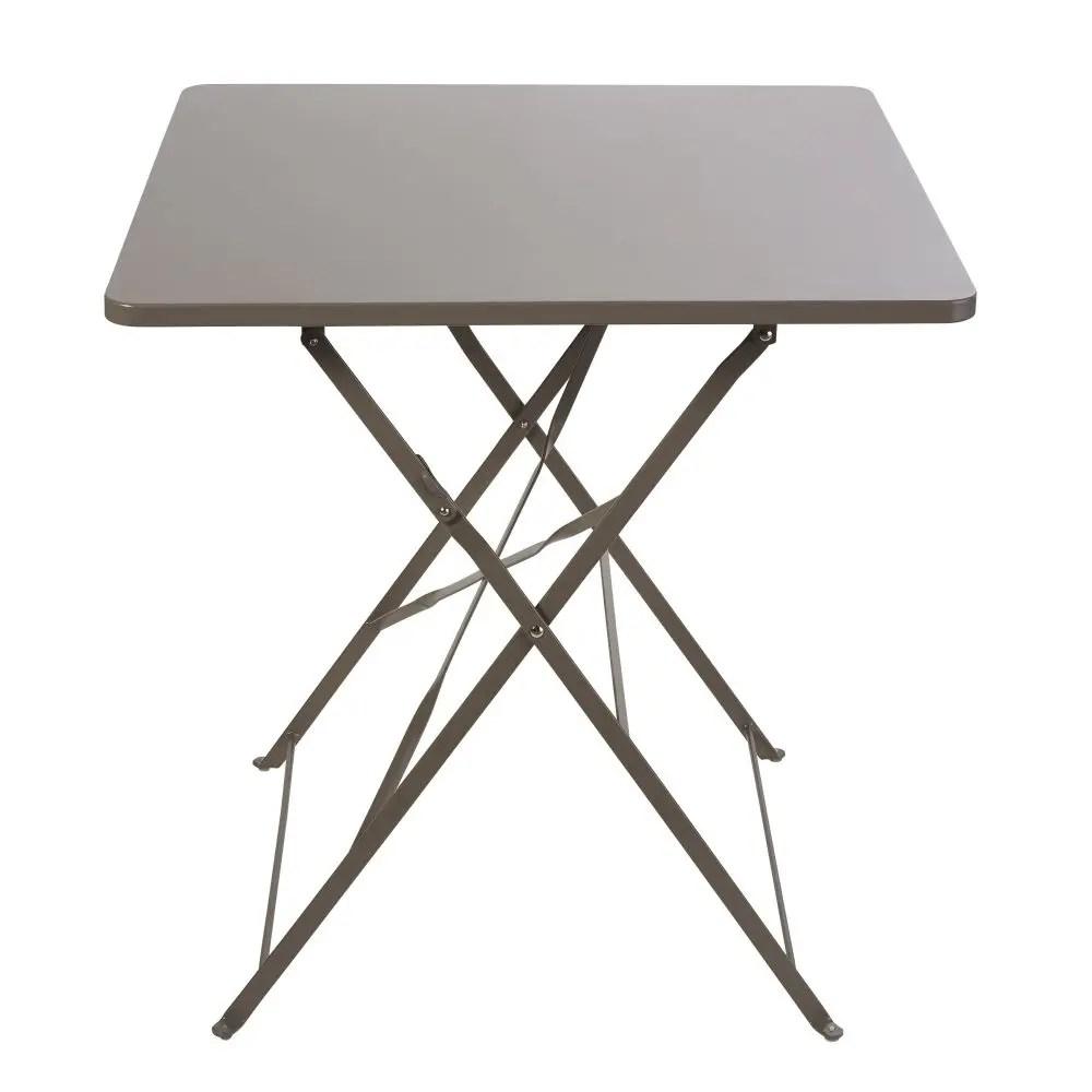 Table Pliante Salle Des Fetes | Table De Jardin Pliante En Métal ...
