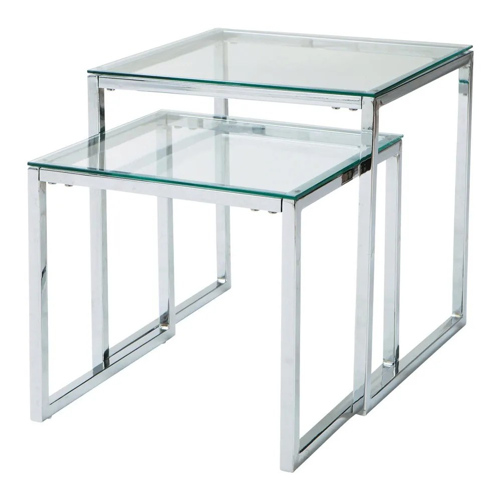 Tables Gigognes Verre Tables Gigognes Verre Tables Gigognes Verre Belle Table Gigognes