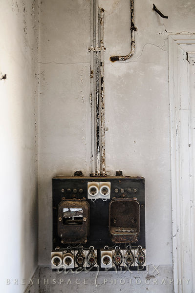 Early 1900s Fuse Box - Wiring Diagram Database