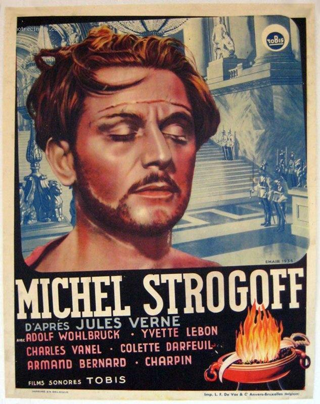 Cadre 40 50 Michel Strogoff (1936) - Unifrance Films
