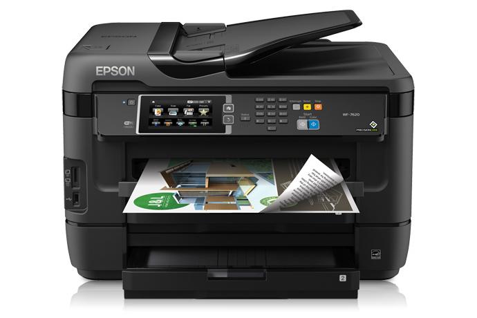 Epson Workforce Wf 7620 All In One Printer Inkjet