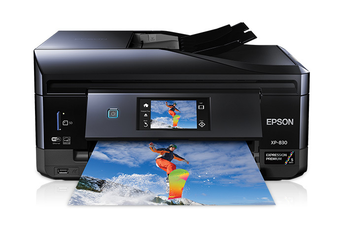 Epson Expression Premium Xp 830 Small In One All In One