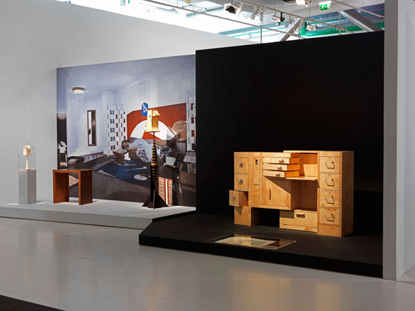 Ensemble Meuble De Salon Eileen Gray - Centre Pompidou, 2013
