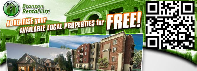 Branson Missouri Homes for Rent or Lease - Investment Brokers Realty