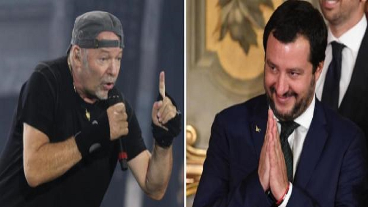 Vasco Uomini E Donne No A Cannabis Light Per Vasco Rossi è Una Vergogna Salvini Replica La Droga Fa Male