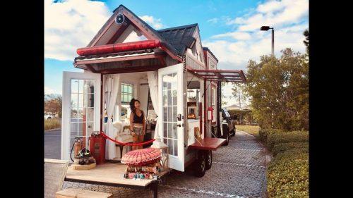 Medium Of Tiny Houses In Florida