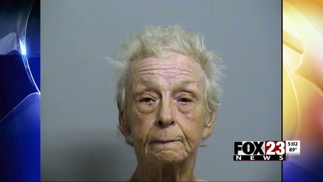 Woman arrested in Sand Springs Walmart theft FOX23
