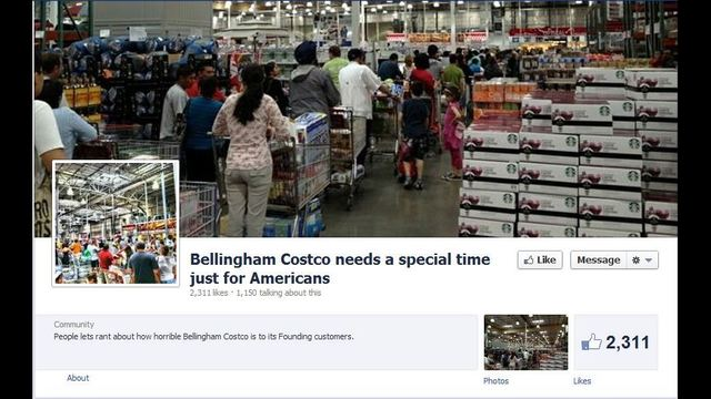 Bellingham Costco shoppers take to Facebook to complain about