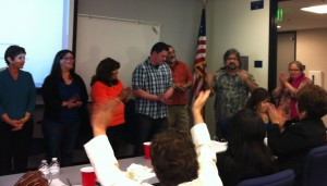 CFI board members met in Costa Mesa last weekend to discuss policy and financial matters.