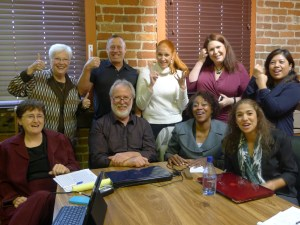 The Guild's newest members from Purple Communications are American Sign Language Interpreters from Arizona, California and Colorado. They began talks with management Tuesday.