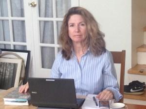 Rebecca Rosen Lum, has been president of Local 39521 since January 2014.  Photo courtesy of Rosen Lum 2013.