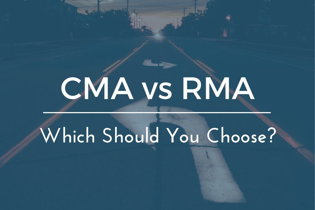 CMA vs RMA Comparison of Certified and Registered Credentials