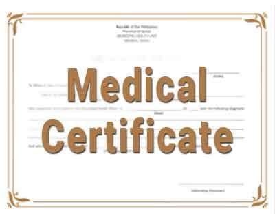 Ayurveda, Siddha ,Unani can authenticate Medical Certificate