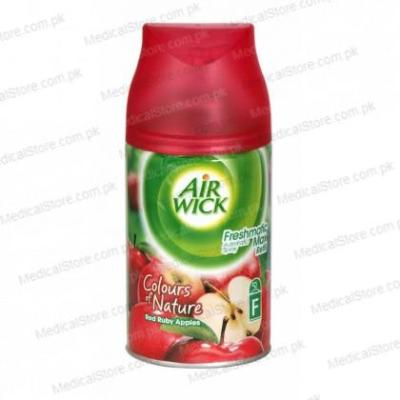 Air Wick Freshmatic Refill Red Ruby Apples (250ml) - Uses ...