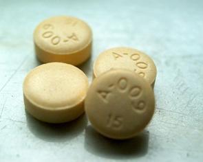 El fármaco comercialmente conocido con el nombre de Valium representa un ejemplo de benzodiacepinas. [Wkimedia Commons]