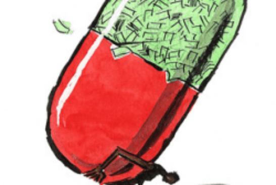 El precio del fracaso: The Economist contra la Big Pharma