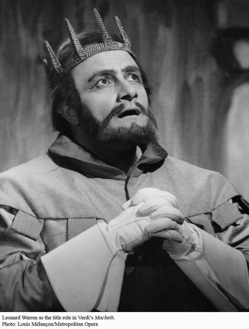 Warren Macbeth