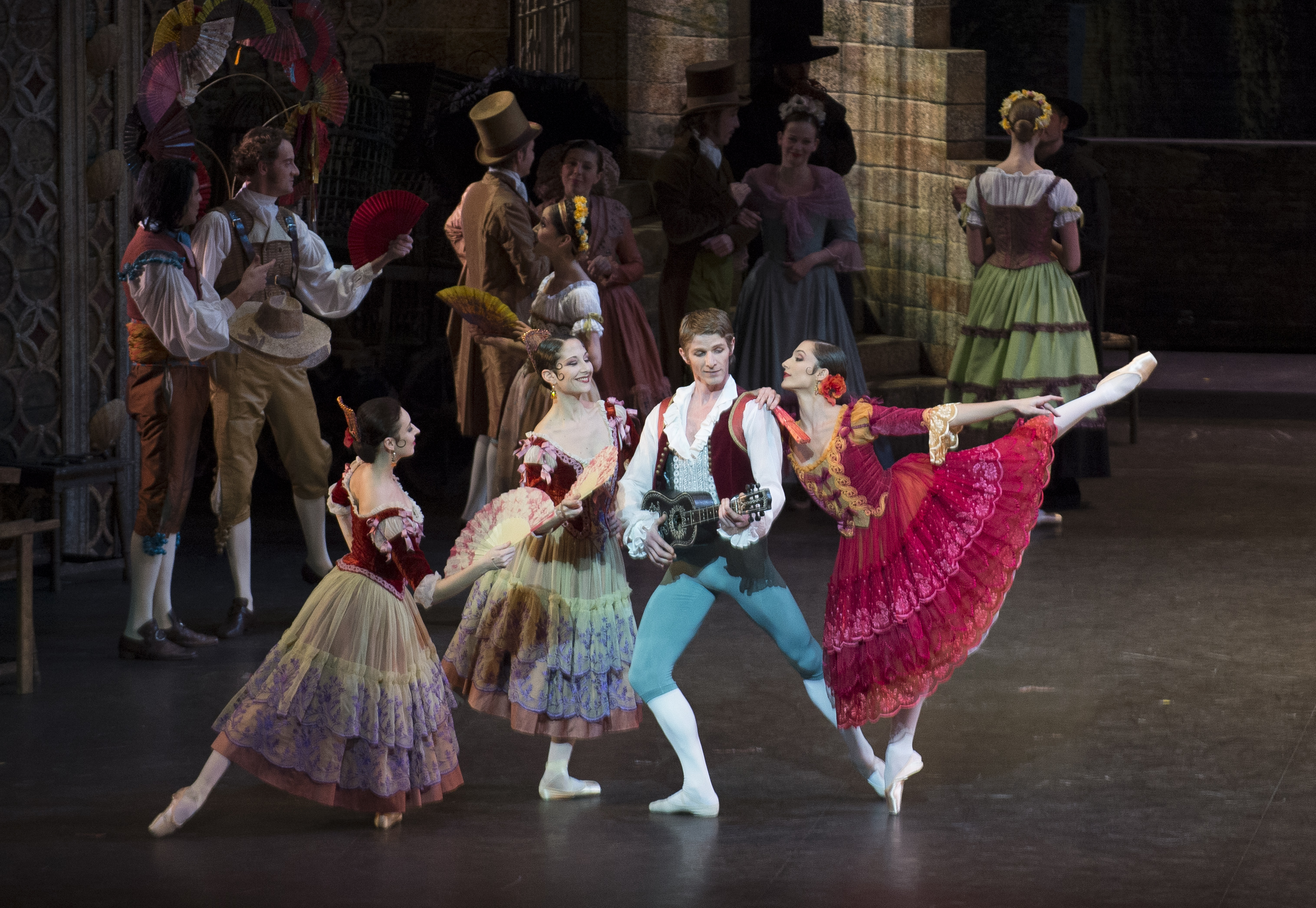 Arte Concert Opera De Paris Ballet Don Quixote By Nureyev After Petipa Music By Minkus