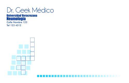 Plantillas y formatos Geek + Medico