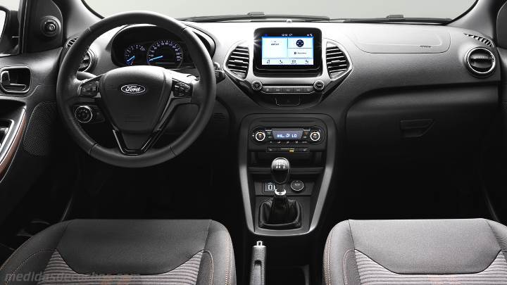 Ford K Interieur Medidas Ford Ka+ Active 2018, Maletero E Interior