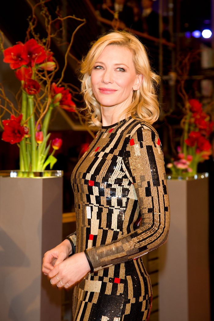 Roter Teppich Berlin Termine Galerie: Cinderella - Roter Teppich Berlinale 2015
