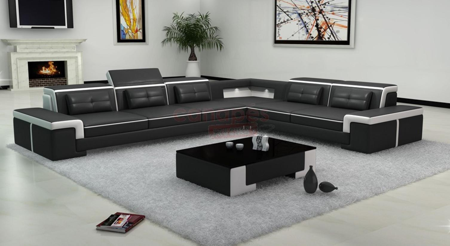 Sofa Conforama Harry Canape Original Pas Cher Maison Design Wiblia