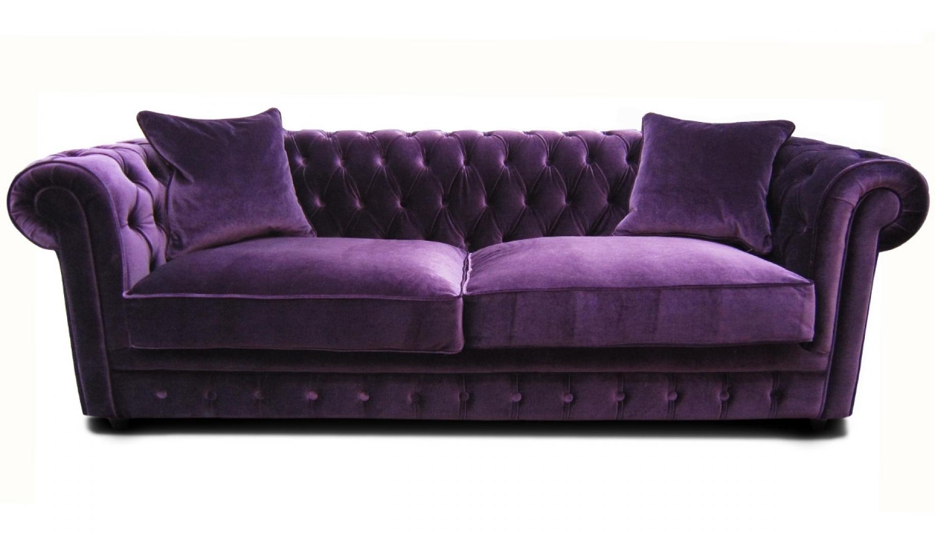 Canapés Chesterfield Canape Chesterfield En Tissu Pas Cher