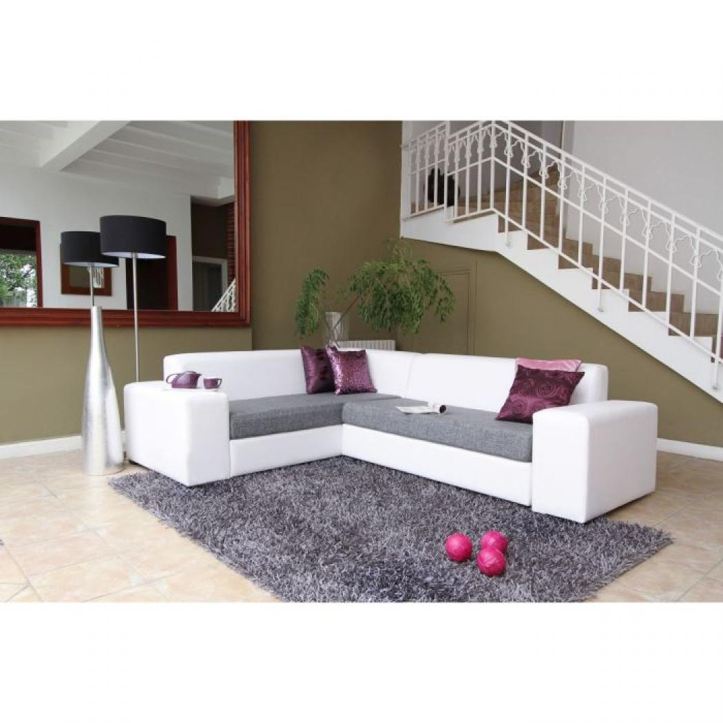 Cdiscount Banquette Canapé Angle Gris Cdiscount