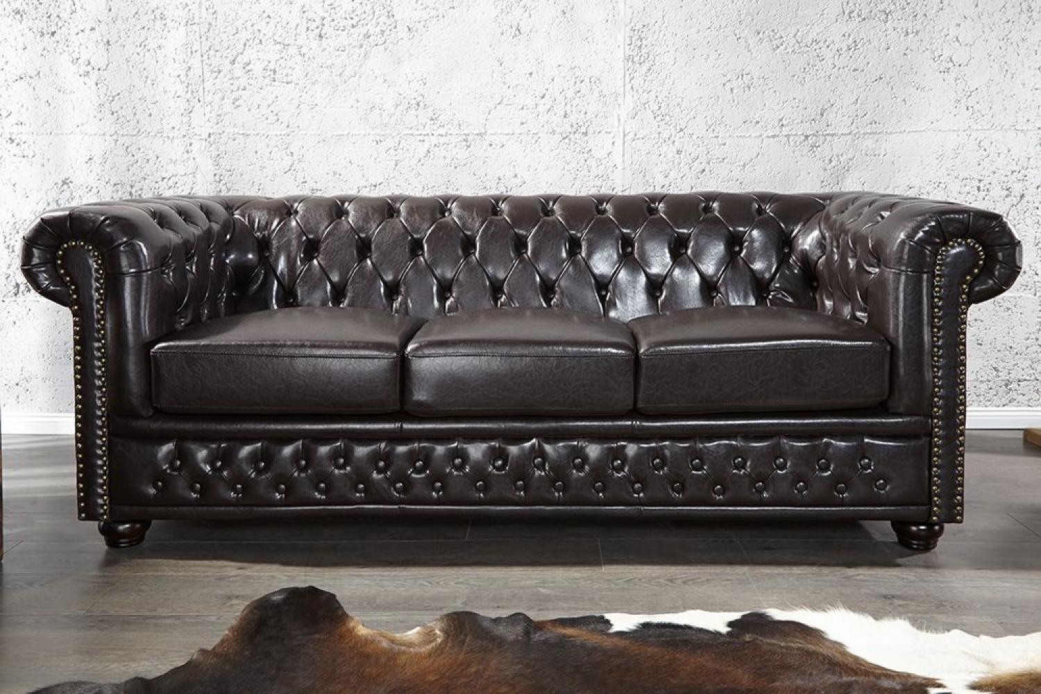 Fauteuils Chesterfield Occasion Photos Canapé Chesterfield