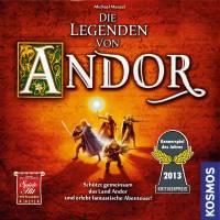 Review: Die Legenden von Andor (Spiel)